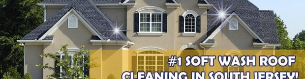 South Jersey's #1 Roof Cleaner