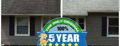 MOORESTOWN NJ | SAFE SOFT WASH ROOF CLEANING